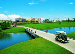 Boao Golf Course Design by Graham Marsh